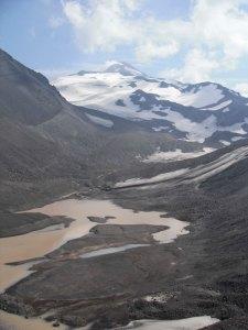 Collier Glacier 2010